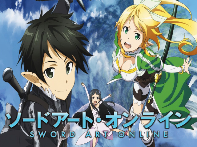 Overfly Sword Art Online Flying
