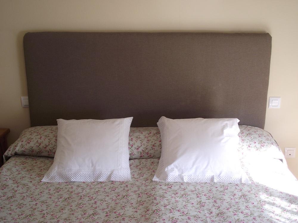 Hacer cabeceros tapizados awesome cabecero de cama - Hacer cabeceros tapizados ...