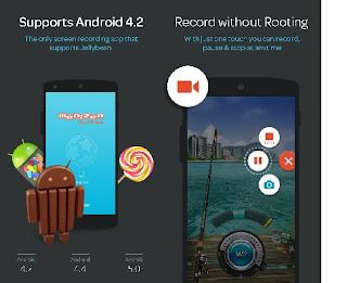 Rekomendasi Aplikasi Screen Recording Android Terbaik