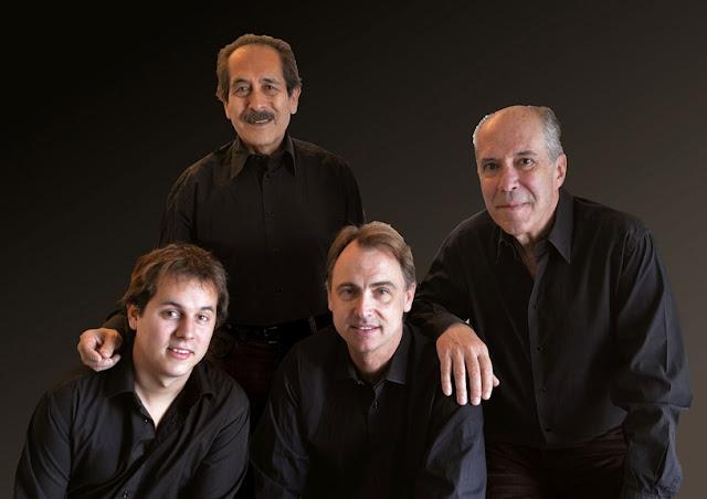Opus Cuatro junto a Pimienta Negra presentan Spirituals & Jazz en el Centro Cultural Borges