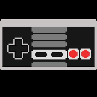 Joystick Pixel Art