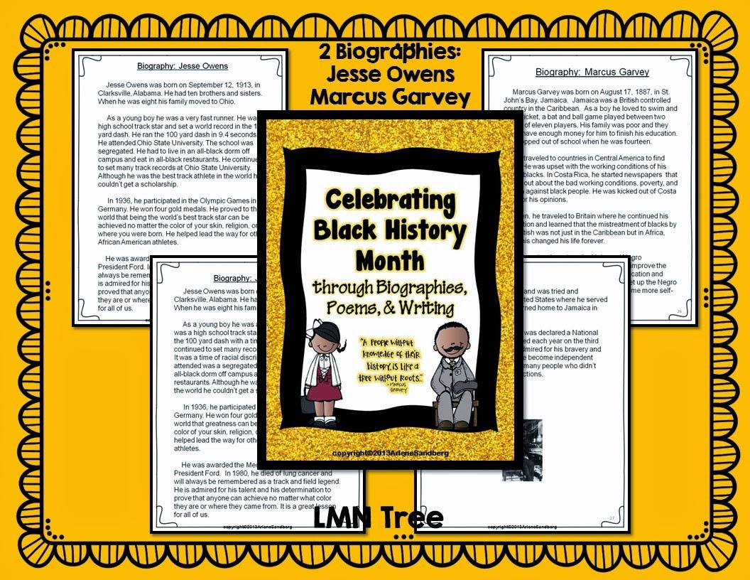 Lmn Tree Celebrating Black History Month With Free