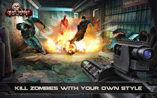 DEAD TARGET Zombie cheat