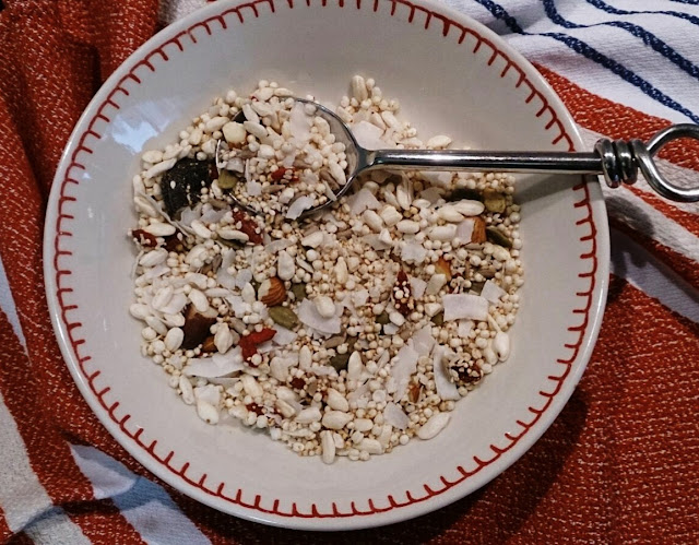 Nutrition Darling, Pop Muesli