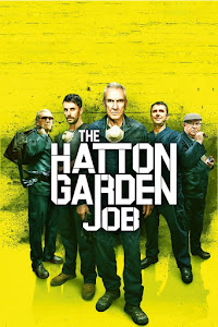 The Hatton Garden Job Poster