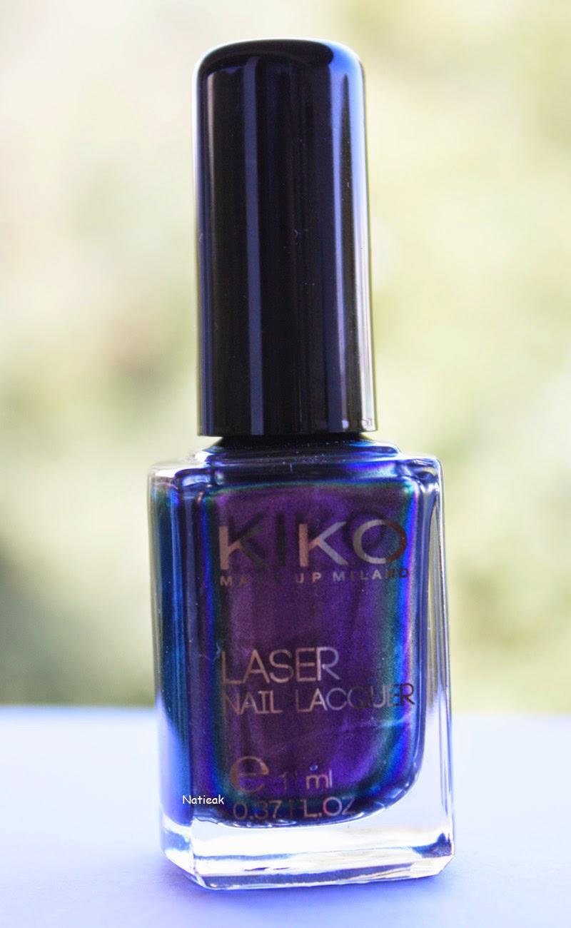 "Kiko laser 433 ""Gothic Purple"""