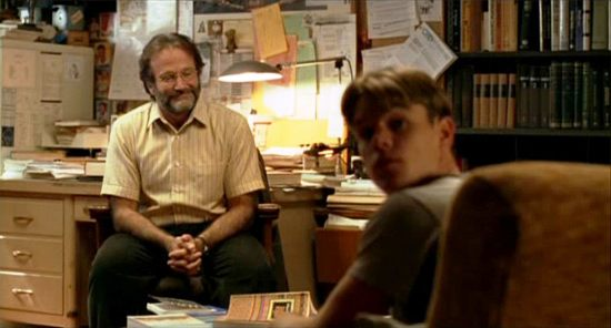 El indomable Will Hunting, 2