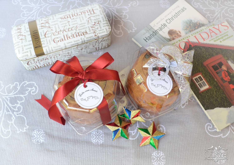Panetones são uma deliciosa tradição no Natal. Para a família, para presentear, todo mundo adora, certo?