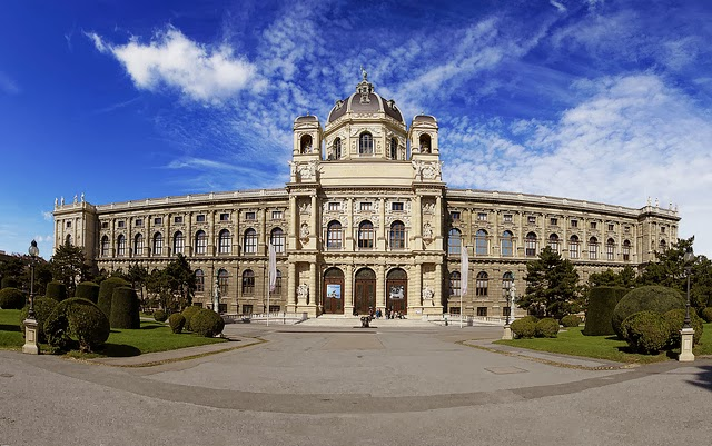 Vienna museo storia naturale