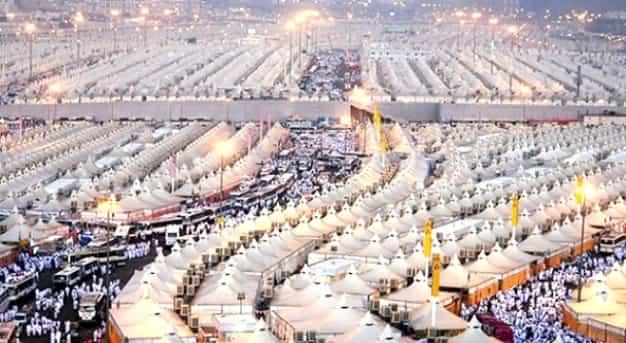Jumlah Jamaah Haji Tahun Ini Capai 2,4 Juta Jiwa