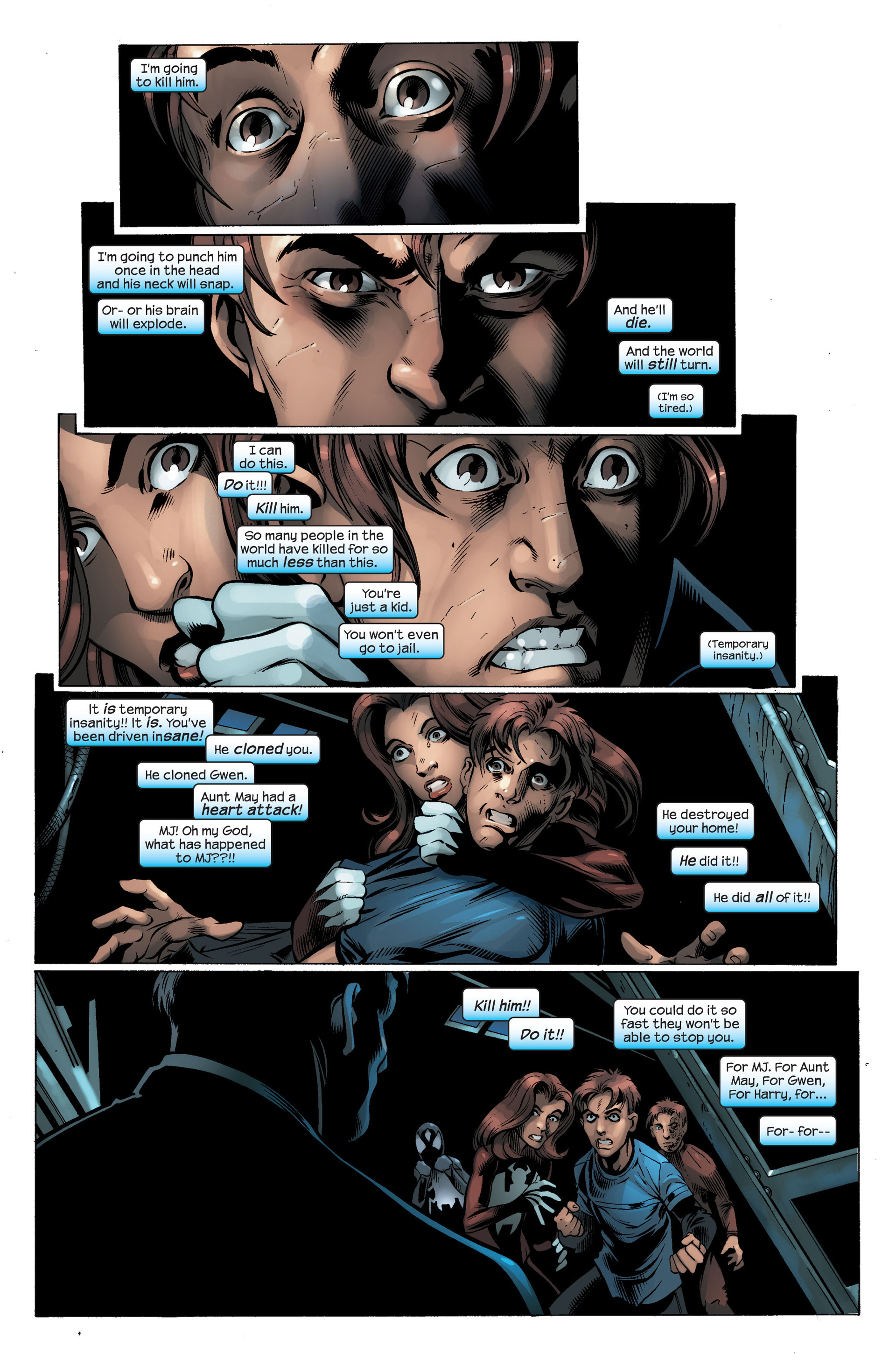 Read online Ultimate Spider-Man (2000) comic -  Issue #103 - 7