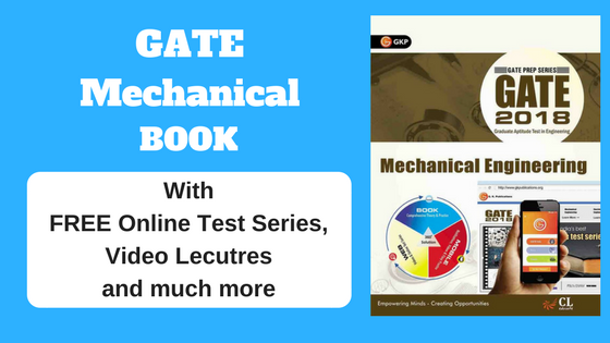 book for gate mechanical, gate mechanical 2018 books, gate mechanical test series