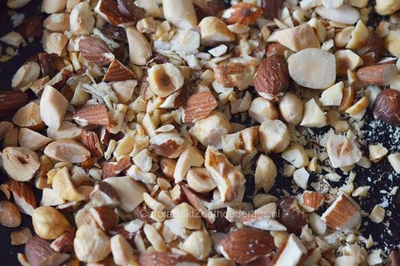 notenpasta maken Rens Kroes
