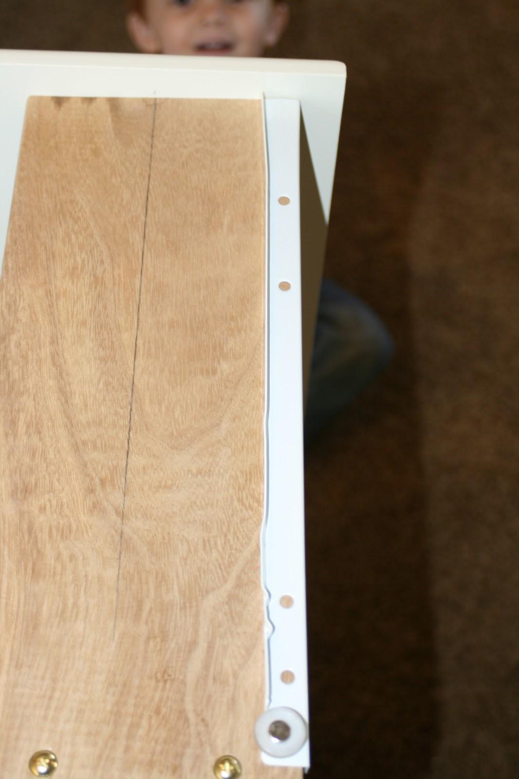 Remarkable Home New Dresser Drawer Glides