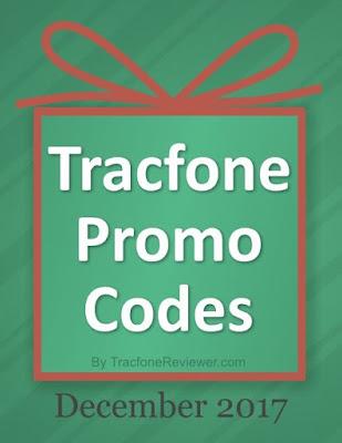 tracfone promo codes dec 2017