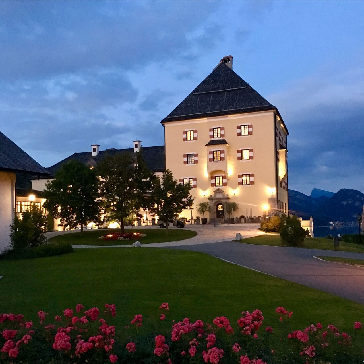 Schloss Fuschl, A Luxury Collection Hotel