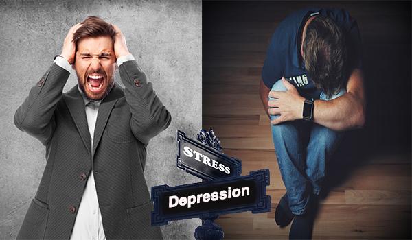 التداخل بين حالات القلق و الإكتئاب -بحث PDF