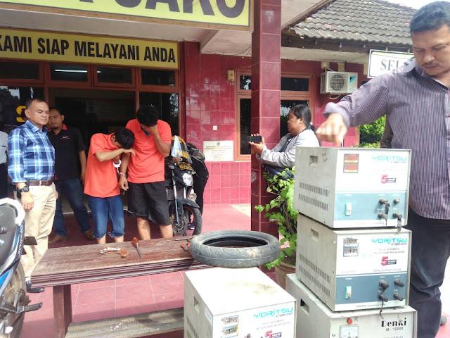 Pencurian di PT Indomarco Ternyata Pegawai Sendiri