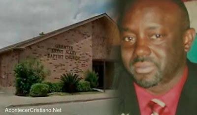 Pastor Kenneth Green muere tras sermón