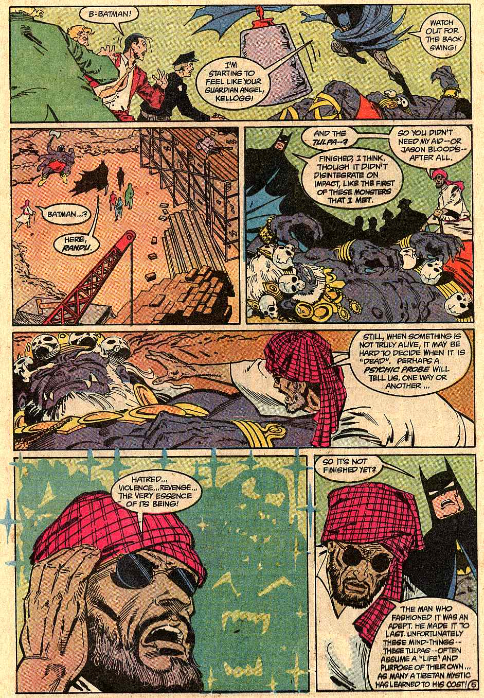 Detective Comics (1937) 603 Page 5