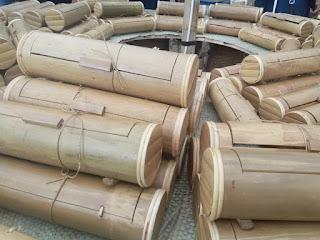 Ide Bisnis Tempat Bekal Nasi dari Bambu