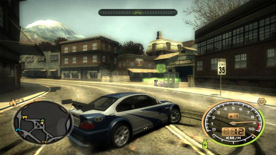 Need For Speed Most Wanted 2005 screenshot 2