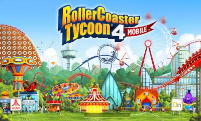 RollerCoaster Tycoon 4 Mobile Mod Apk Terbaru v1.11.5