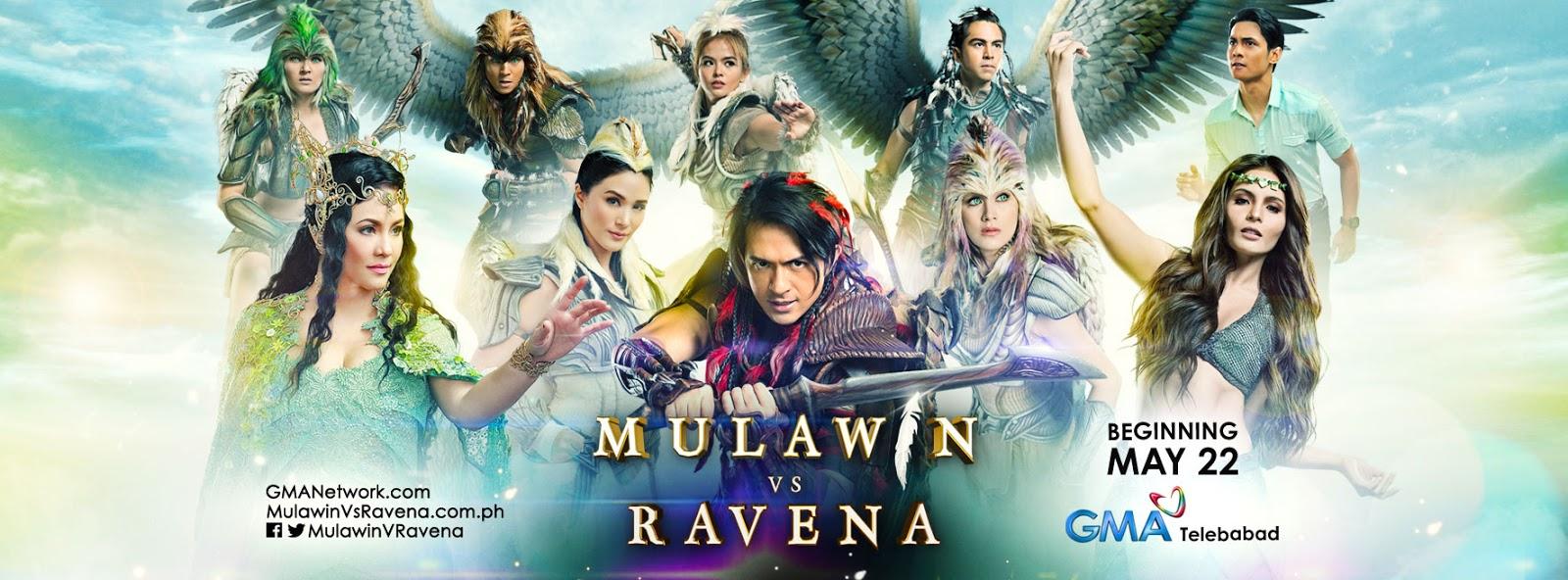 Mulawin versus Ravena May 26 2017