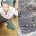 Weird World ! Angry Mob Buries Robbery Suspect Alive