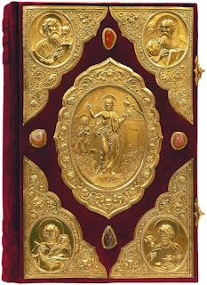 Bookcover for the Gospel