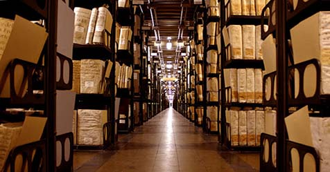 The Mystery behind the Vatican Secret Archives