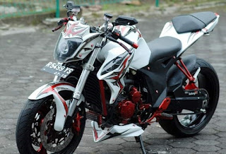 110 Motorcycle Modifications Yamaha R15 So MotoGP Coolest This Year - Modern Moto Magazine