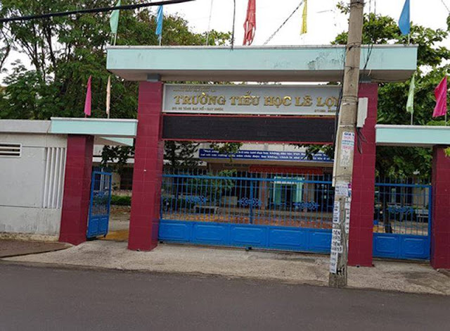 Trường tiểu học Lê Lợi, thành phố Quy Nhơn, tỉnh Bình Định