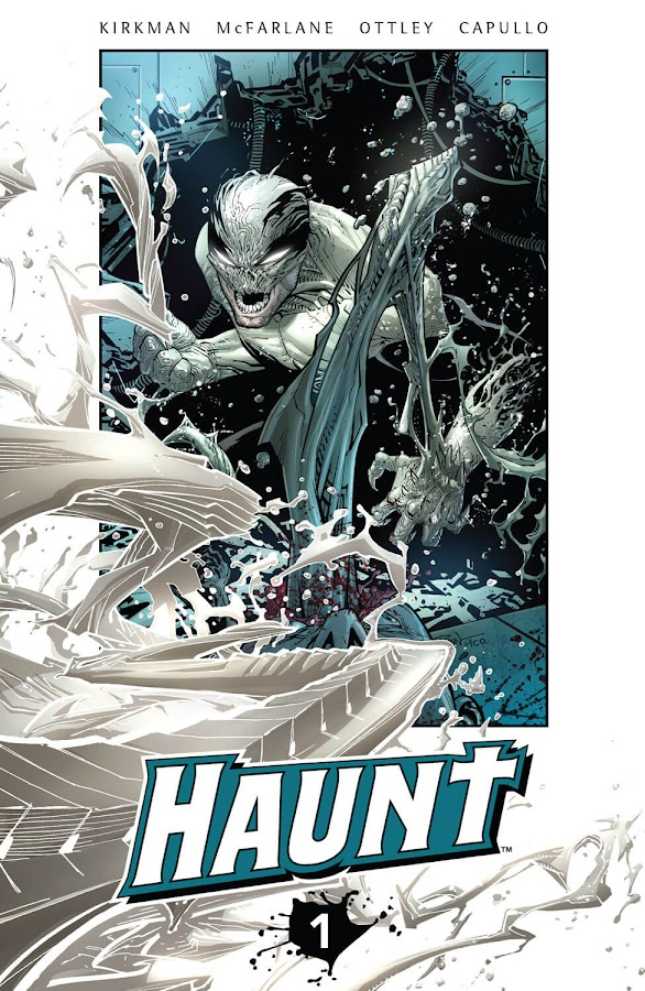 haunt image comics ryan ottley