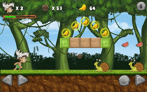 Jungle Adventures Apk Free on Android Game Download
