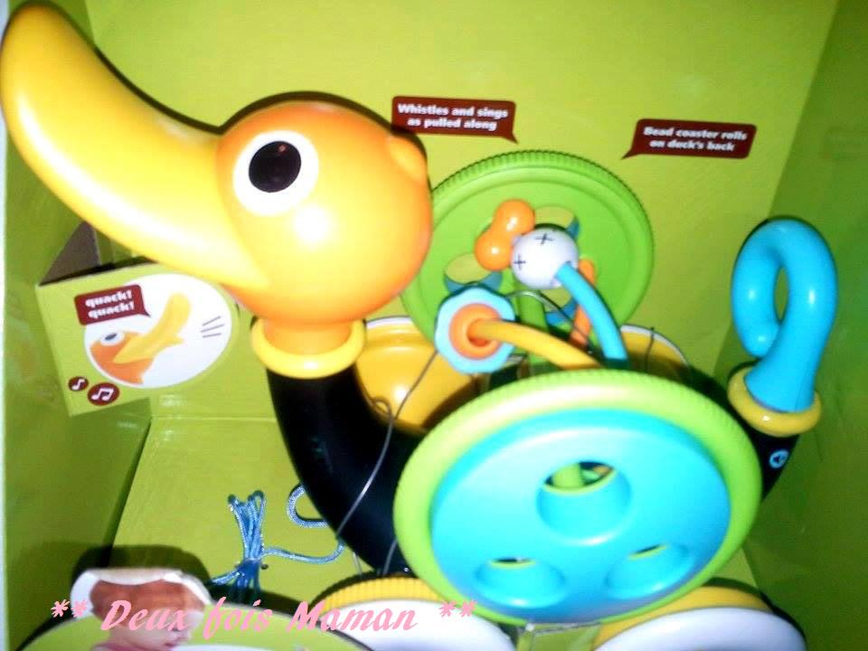canard jouet