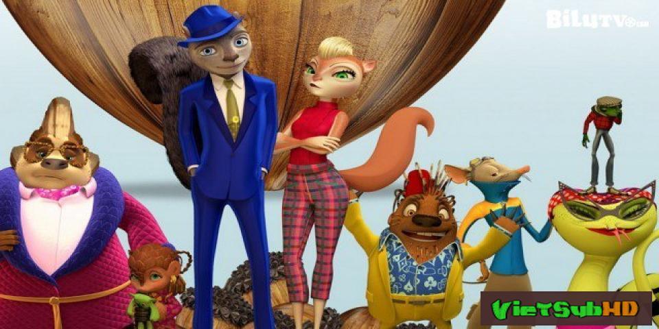 Phim Sóc Trộm Thuyết minh HD | Get Squirrely 2015