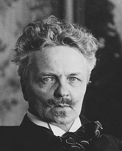 August Strindberg - Alegato de un loco