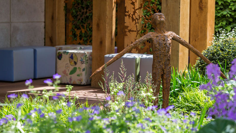The Morgan Stanley Garden Chelsea Flower Show 2016