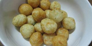 spesialresep.com - Cara Bikin Cimol makanan khas bandung Cimol Goreng Kering