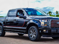 2016 Ford F150 Sport Package