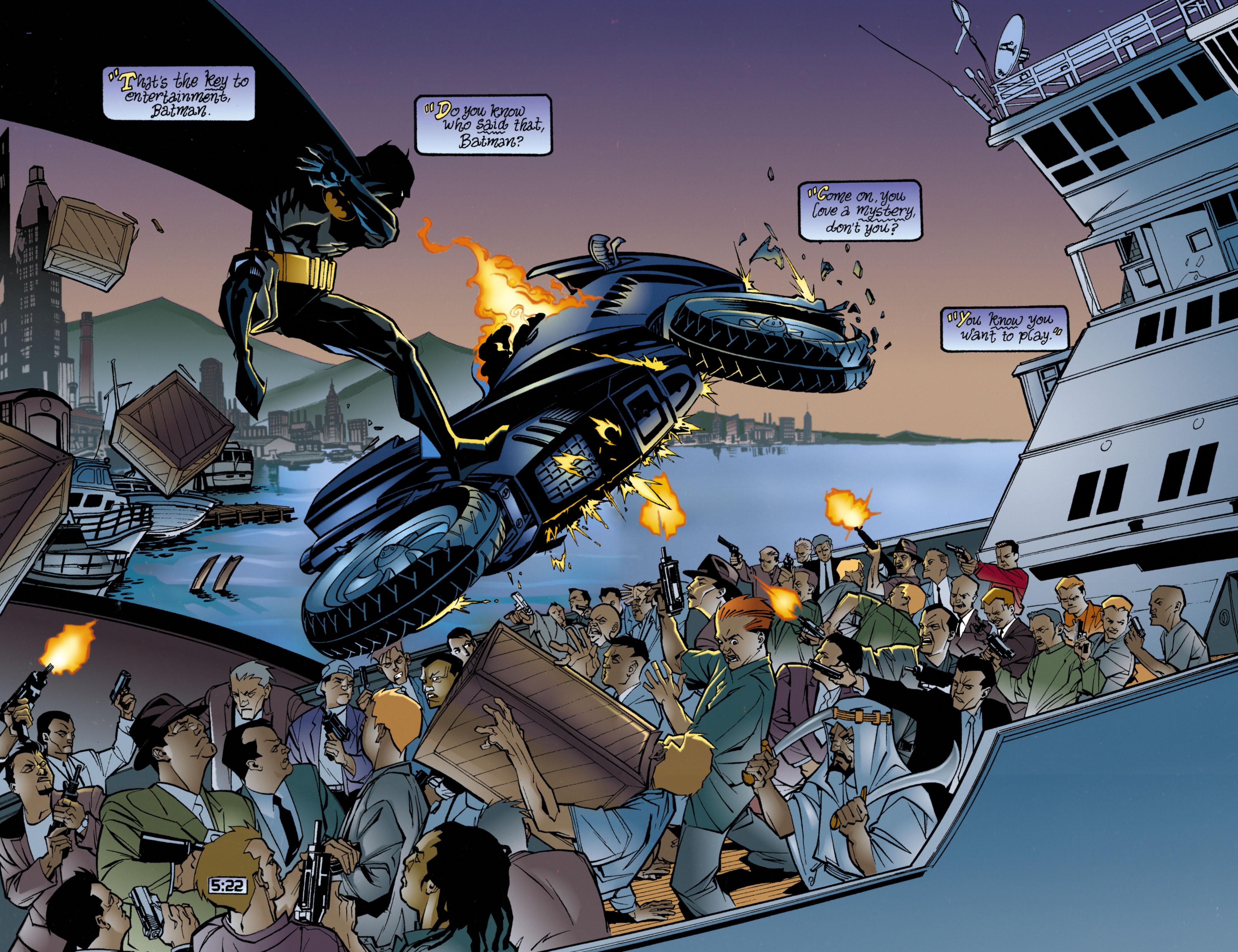 Detective Comics (1937) 726 Page 2