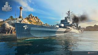 تحميل لعبة World of Warships للكمبيوتر