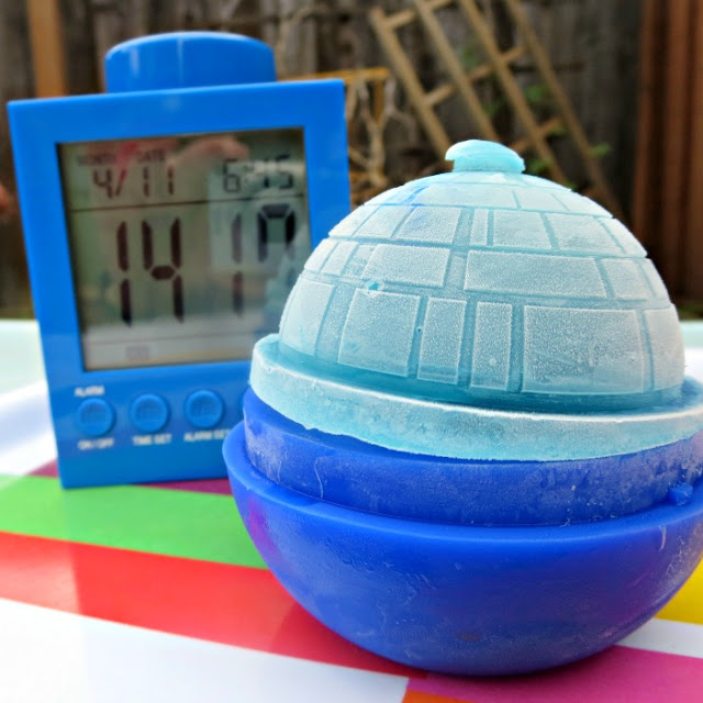 Simple science for kids: melt the Death Star