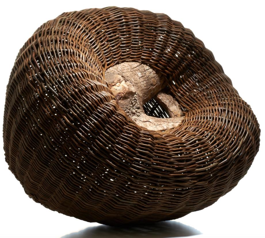 contemporary basketry vessel forms. Black Bedroom Furniture Sets. Home Design Ideas