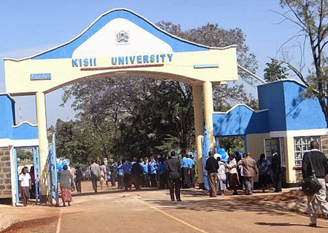 List of Courses Offered at Kisii University