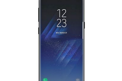 Samsung Galaxy S8 Edge Manual Guide and Tutorial