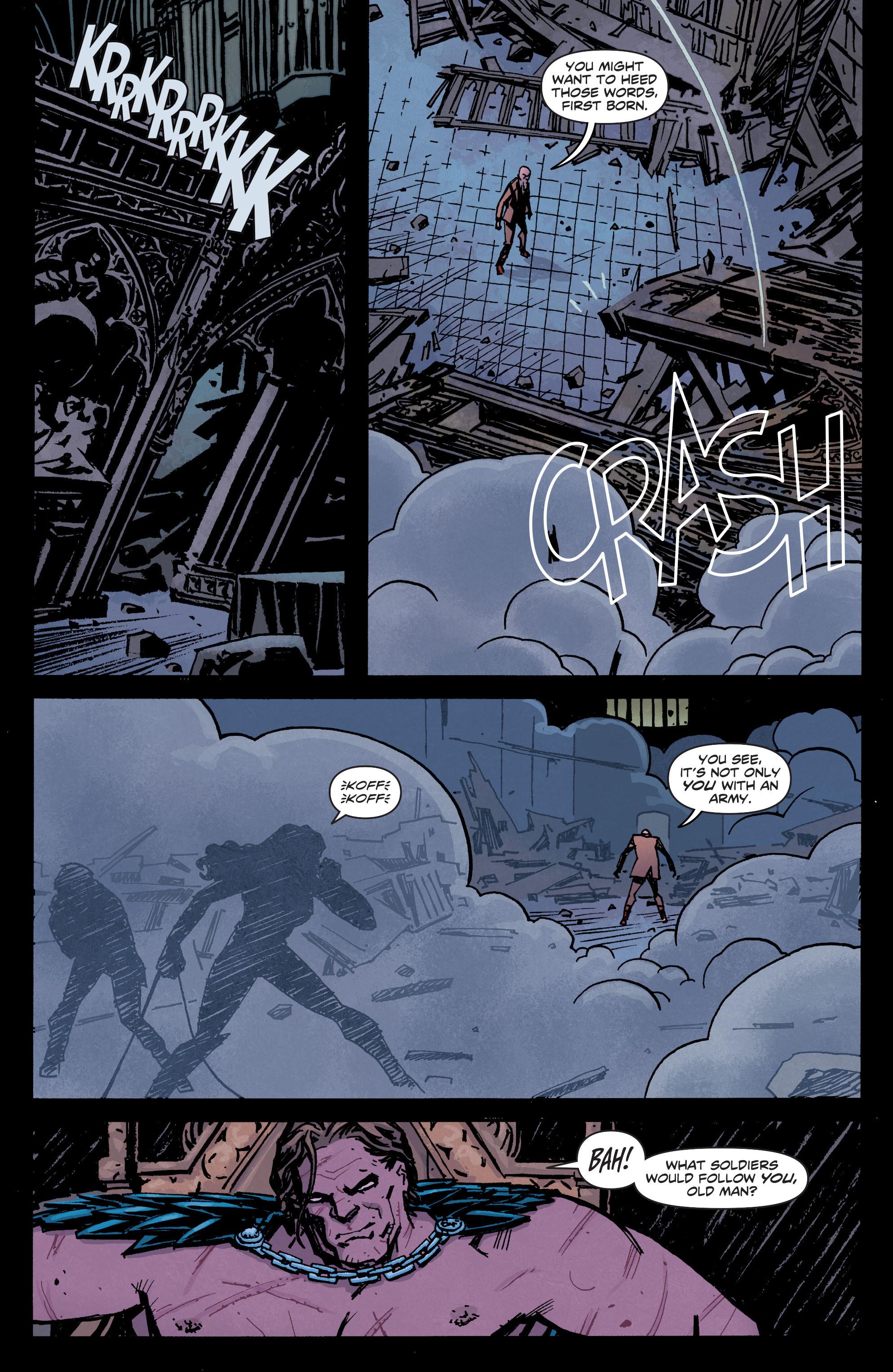 Read online Wonder Woman (2011) comic -  Issue #23 - 5