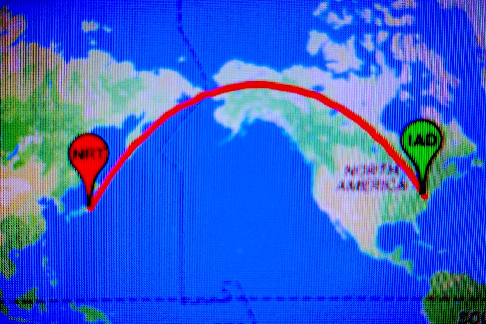 It S Almost 4 000 Miles From Honolulu To Tokyo While The Distance Roaches 5 If Going Washington D C So You Ask Why Is Only 6 771