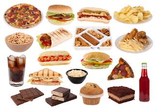 Fakta menarik tentang junk food